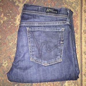 Citizens of Humanity Ava #142 Straight leg Jeans